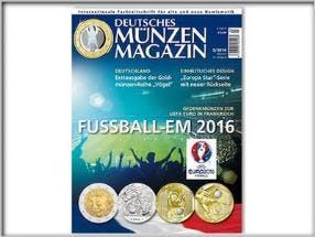 GRATIS Deutsches Münzen Magazin