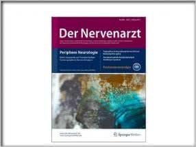 GRATIS Zeitschrift Der Nervenarzt