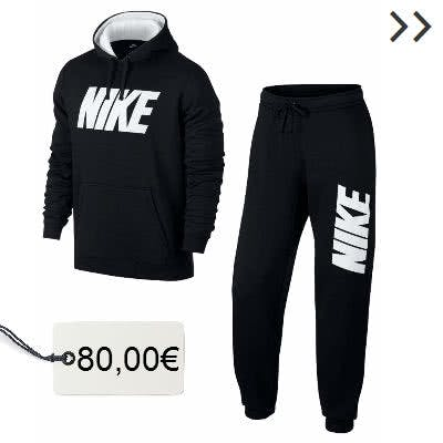 Nike Trianingsanzug für Männer