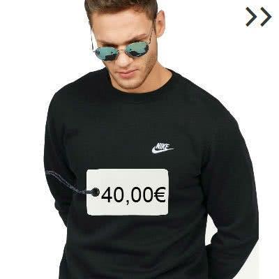 Nike Sportshirt für Männer