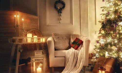 Living und Deko zu Weihnachten verschenken
