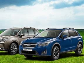 Subaru Probefahrt