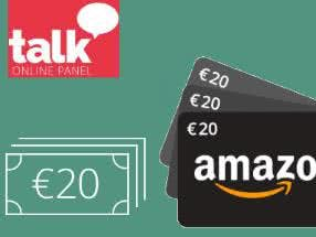 Bezahlte Umfragen Talk Online Panel
