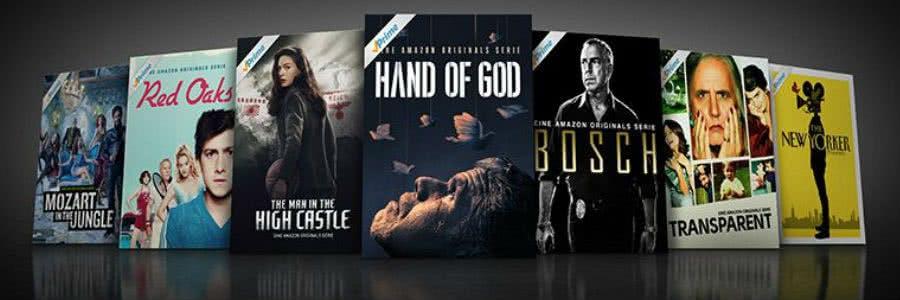 Die neuen Serien und Filme von Amazon Prime Video