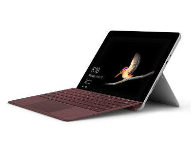 Nur 519€: Microsoft Surface Go (10 Zoll) 2-in-1 Tablet bei Amazon