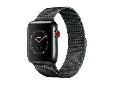 50€ Rabatt auf Apple Watch Series 3 bei Cyberport