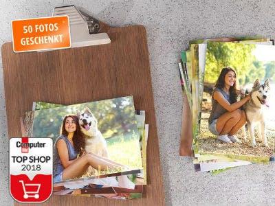 50 Fotoabzüge für 3,99€ bei Pixum