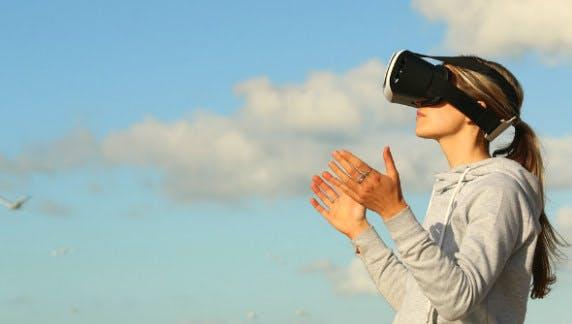 VR-Brillen und die neue Realität