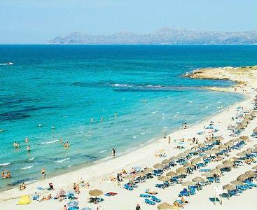 7 Tage Mallorca, 3*-Hotel, inkl. Halbpension ab 370€ p.P.