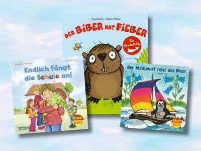 Für die Kleinen: Bilderbücher ab 1,00€ bei Thalia