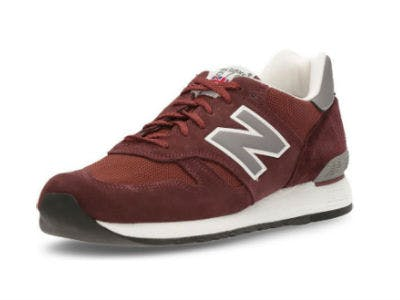 New Balance Sneaker ab 34,12€ bei top12.de