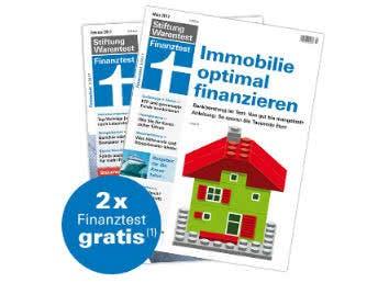 Finanztest gratis