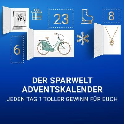 Adventskalender der SPARWELT 2018