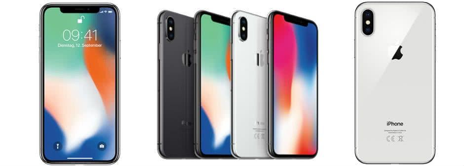 iPhone X ab 49,99€ mtl. bei o2