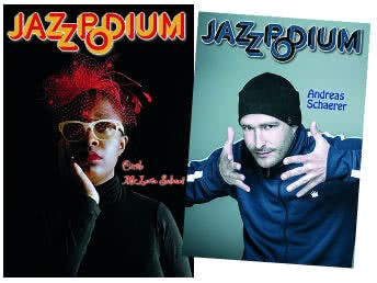 GRATIS Zeitschrift Jazzpodium