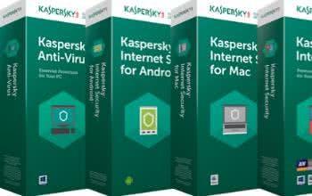 Preisgünstige Software bei Kaspersky