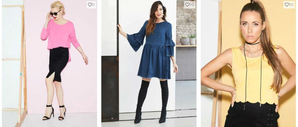 Die coolsten About You Promi Looks