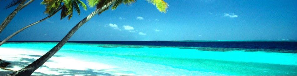 Strandurlaub zum Entspannen