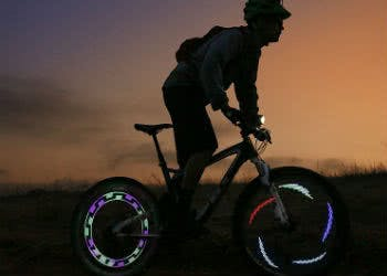 LED Fahrrad Lichter