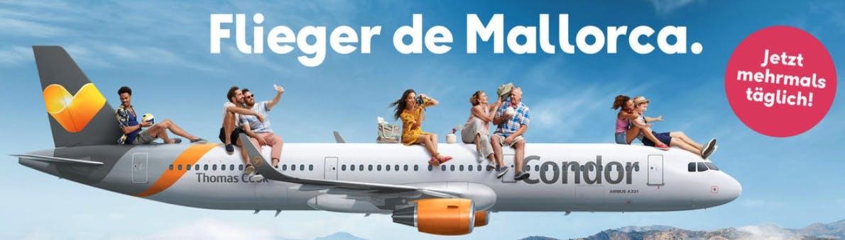 Mit Condor entspannt in deinen wohlverdienten Urlaub