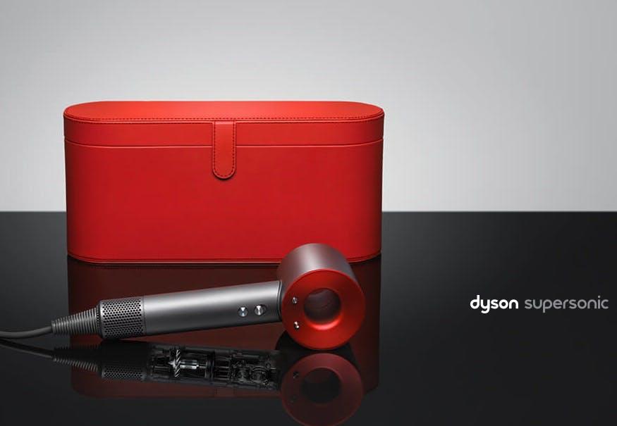 Startseite von Dyson