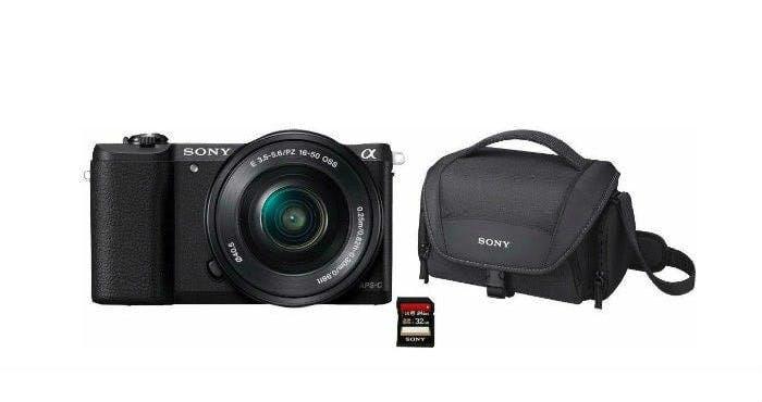 Sony System Kamera - weniger bezahlen