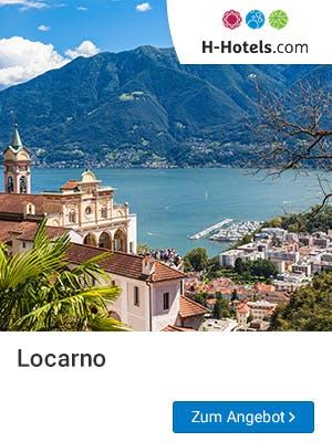 Die Schweiz ist langweilig? Falsch! Euren Frühbucher Urlaub 2019 verbringt ihr in Locarno.