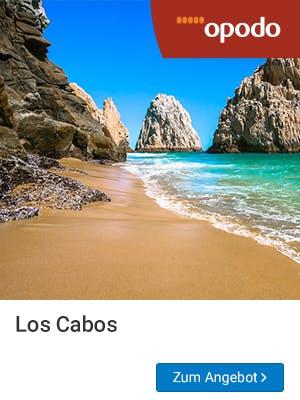 Wer endlich mal wieder an den Strand möchte, bucht 2019 einen Trip nach Los Cabos.