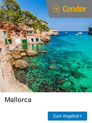 Bucht euren Frühbucher-Urlaub für Mallorca.