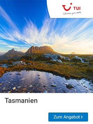 Frühbucher Urlaub 2019 - die perfekte Gelegenheit, Tasmanien zu entdecken!