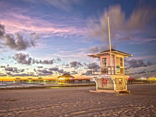 Traumhafter Urlaub am Clearwater Beach, Florida