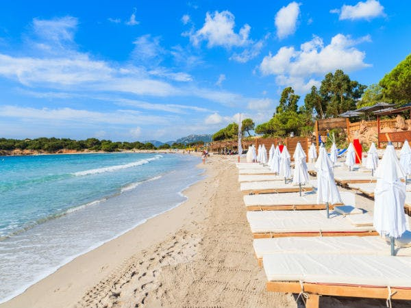 Traumhafter Urlaub auf Korsika am Plage de Palombaggia