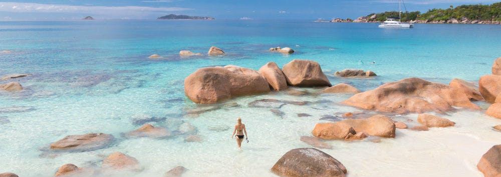 Last-Minute-Reisen nach Anse Lazio auf den Seychellen buchen