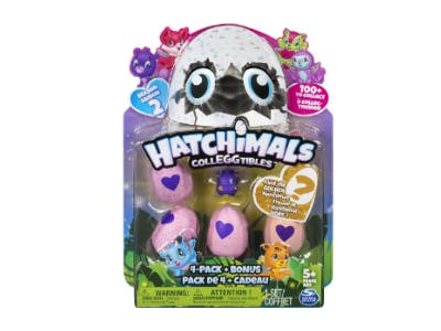 Geschenk mit Magie: Hatchimals