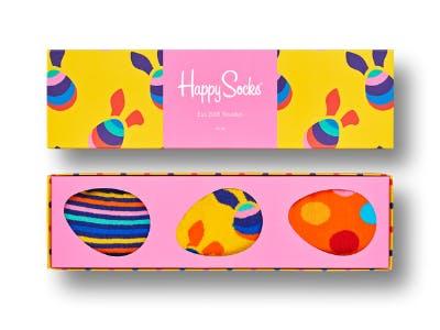 Bunte Socken: perfektes Oster-Geschenk für Ihn