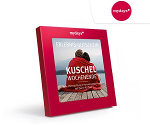 Kuschel-Wochenende von mydays