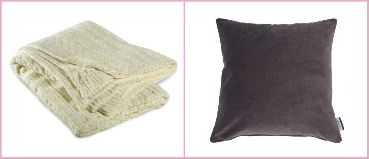 Cocooning: kuscheliges fürs Sofa