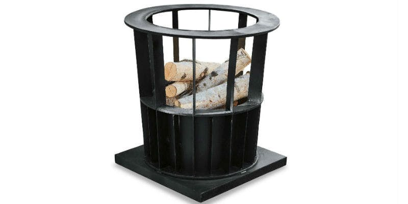 Feuerkorb Loberon zu starken Rabatten