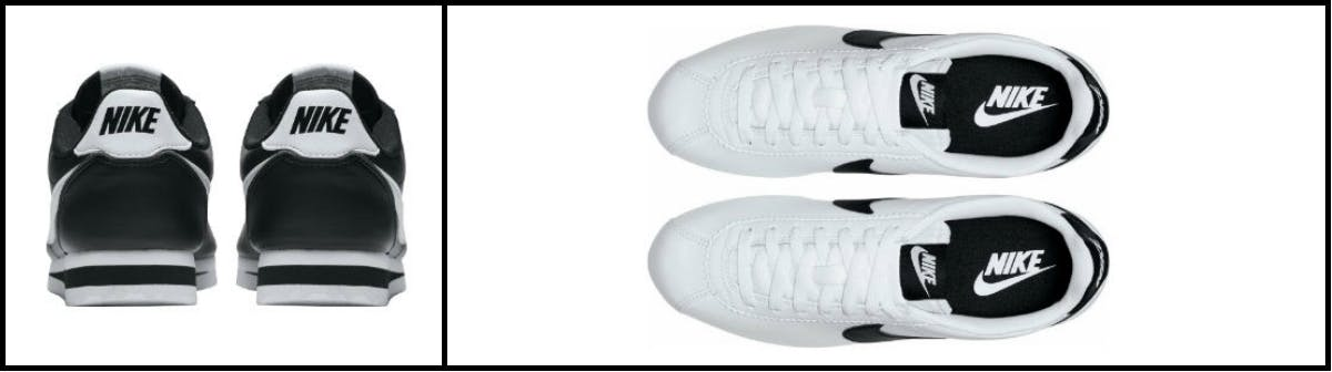Nike Classic Cortez – cooler Schuh für coole Leute.