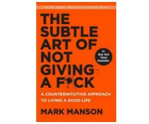 Buch von Mark Manson
