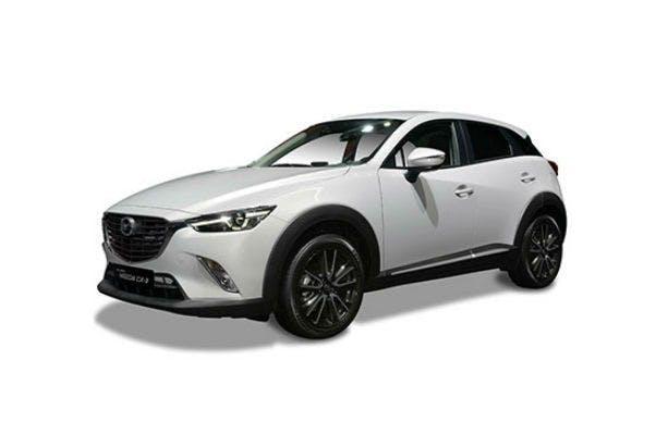 Mazda CX-3 2.0 leasen