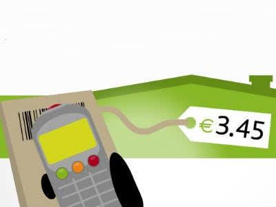 Einkauf scannen und Prämien verdienen bei Nielsen