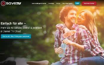 TV- und Serienangebote bei save.tv