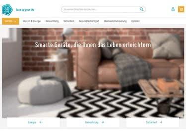 Mach' mit 50five dein Zuhause smarter und bestelle dir Geräte zur Heimautomatisierung