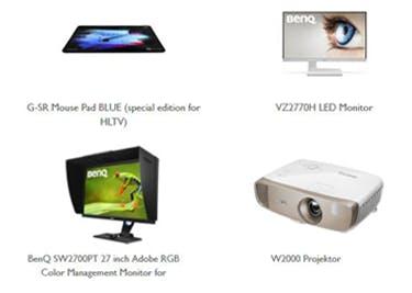 Mit einem Gutschein von BenQ sparst du bei der Order von Monitor, Display, Speaker und Co.