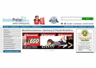 BesserePreise.com Startseite