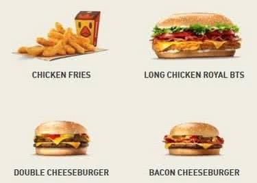 Sahne königlich ab mit leckeren Angeboten bei Burger King
