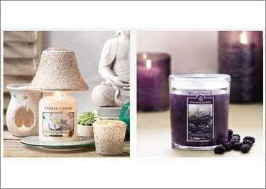 Tolle Duftkerzen bei Candle-Dream