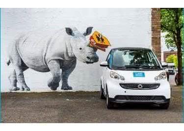 Spare mit deinem car2go-Gutschein.