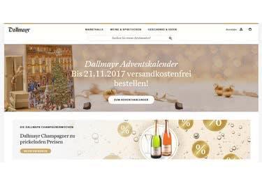 Hol' dir einen Dallmayr-Gutschein und bestelle die Köstlichkeiten aus dem Onlineshop günstiger